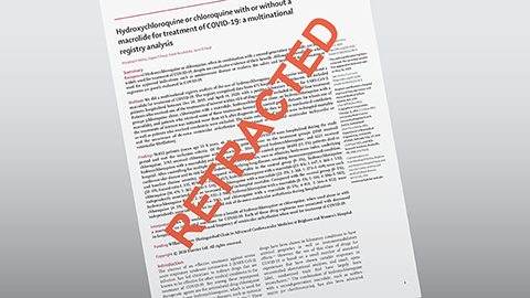 COVID-19 retractions show that the science is working as it should