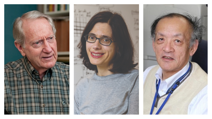 Hanawalt, Nagata and Regev named AACR fellows