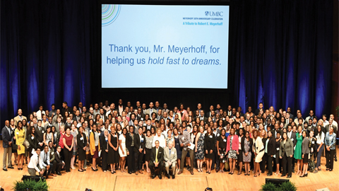 The Meyerhoff Scholars Program: A model for increasing diversity in STEM