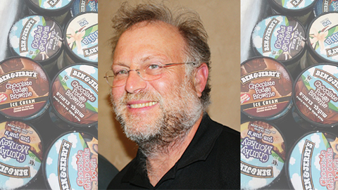 The scoop on Jerry Greenfield