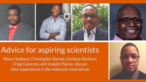 Perspectives for the future and advice for aspiring scientists