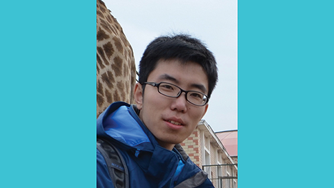 Selenium led Zhao from icy hometown to German hospitality