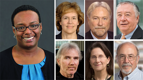 Montgomery joins R&I office; ASPET names new fellows