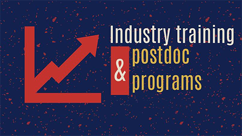 Industry training and postdoc programs