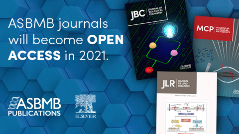 ASBMB journals move to open access image