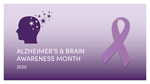 Alzheimer's & Brain Awareness Month 2020