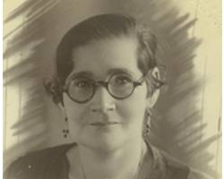 The writer's great-grandmother