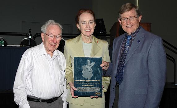 Schachman Award