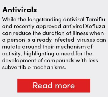 Antiviral sidebar