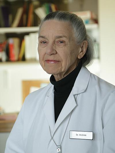 Martha Vaughan