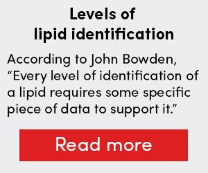 Levels of lipid identification