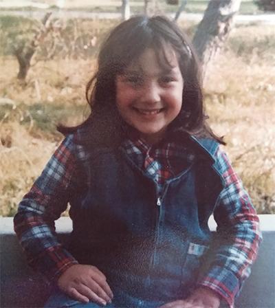 Ana Zambrana in 1985