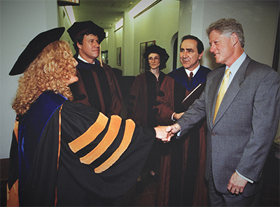 Fuchs and Clinton
